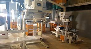 250TPD Maize Milling Machine