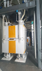 Maize Milling Machine is composed of four major systems