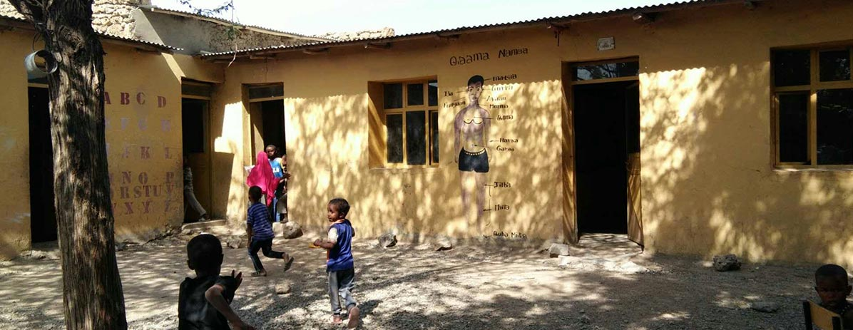 Build School for Village