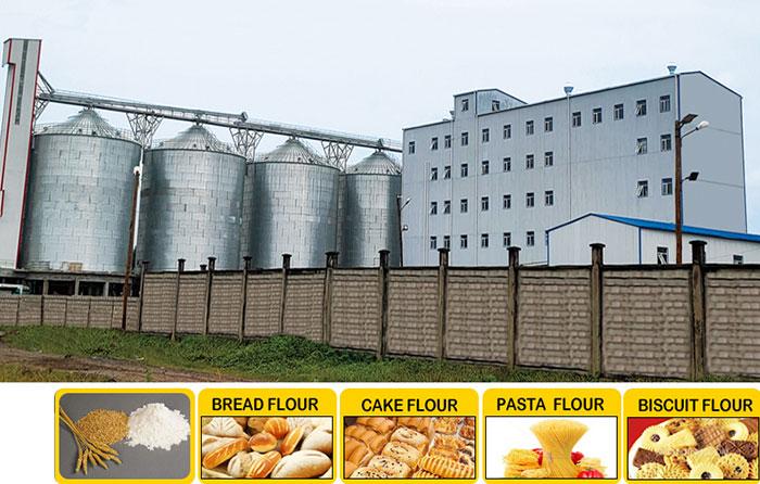 Wheat Flour Milling Machine