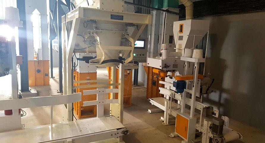 Zimbabwe 150TPD Maize Milling Plant