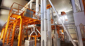 Ethiopia 220TPD Wheat Milling Turnkey Project