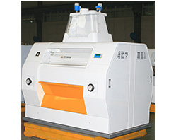 In 2006 Independently developed new model electric control roller mill won a state patent of appearance design;