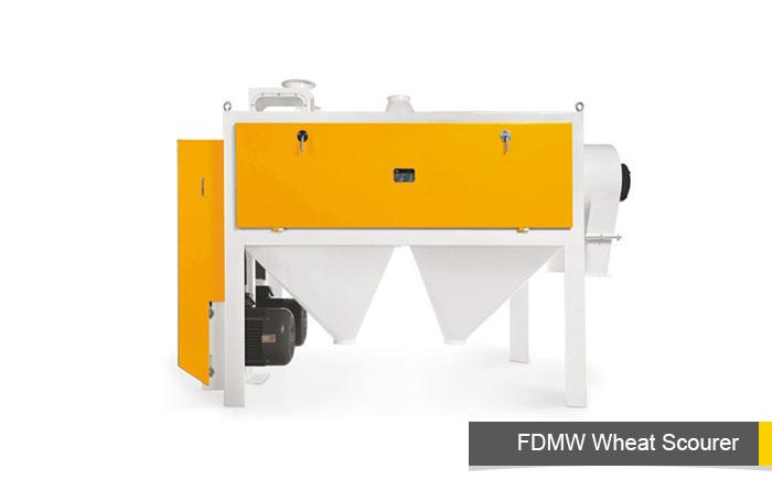 FDMW Wheat Scourer