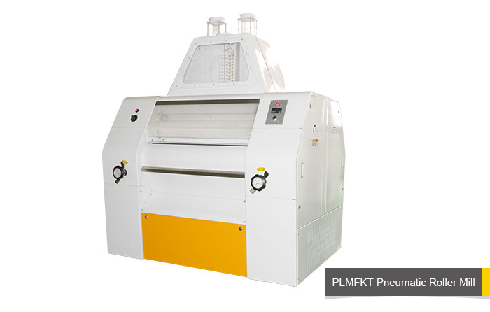 PLMFKT Pneumatic Roller Mill