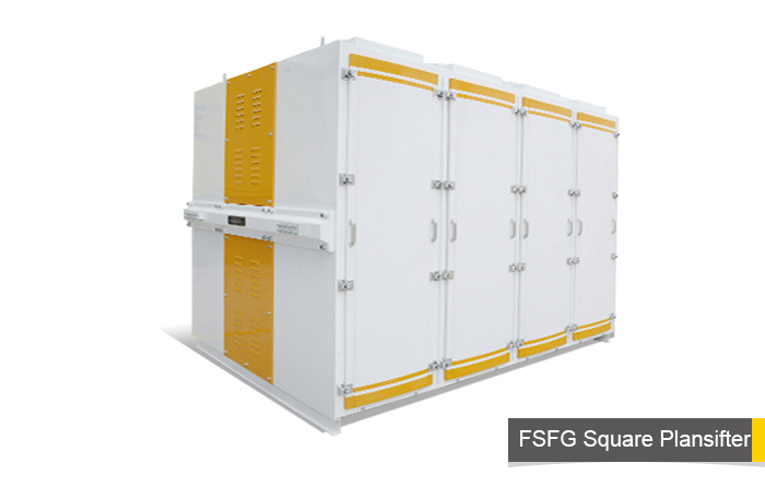 FSFG series Square Plansifter