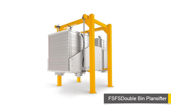 FSFS Double-bin Plansifter