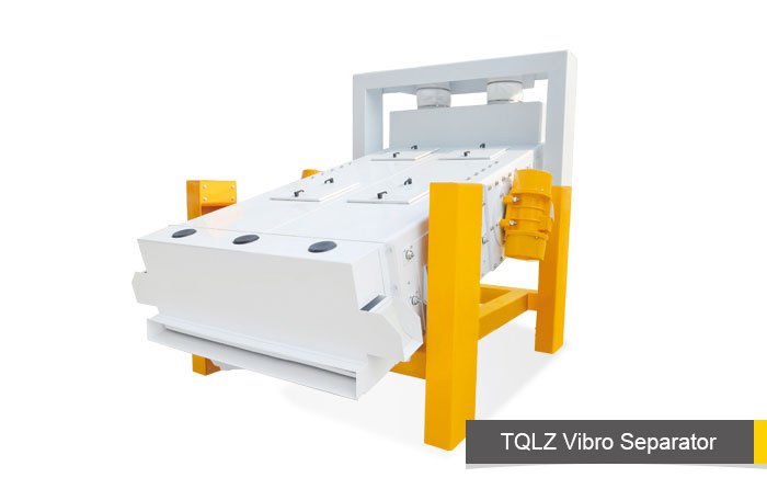 TQLZ Vibro Separator