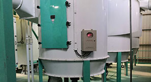 Uganda 160TPD Wheat Milling Plant