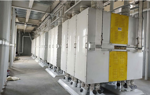 Flour Machinery Manufacturers Tell you the Storage Conditions of Flour